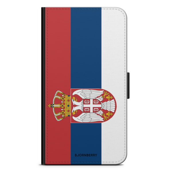 Bjornberry Plånboksfodral OnePlus 7 Pro - Serbien