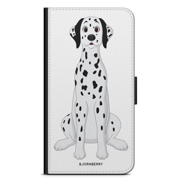 Bjornberry Plånboksfodral OnePlus 8 - Dalmatiner