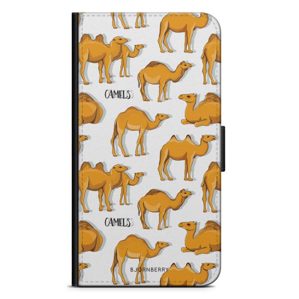 Bjornberry Plånboksfodral OnePlus 8 - Kameler