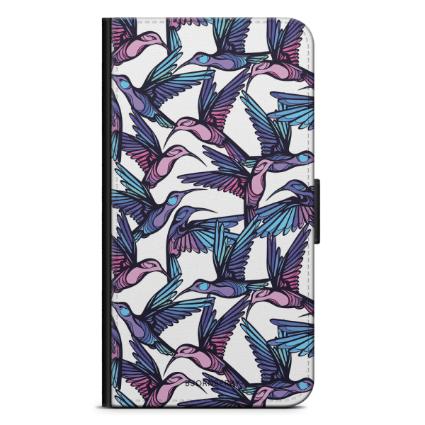 Bjornberry Plånboksfodral OnePlus 8 - Kolibrier
