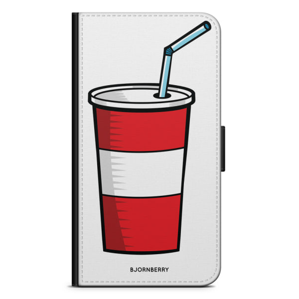 Bjornberry Plånboksfodral OnePlus 8 - Läsk