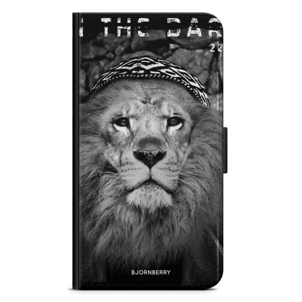 Bjornberry Plånboksfodral OnePlus 8 Pro - Lejon