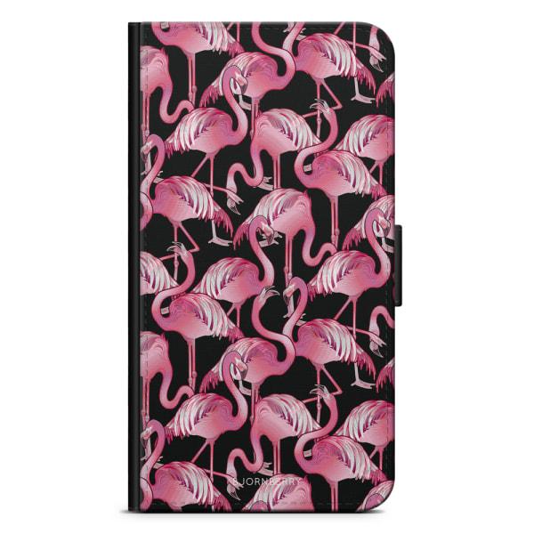 Bjornberry Plånboksfodral OnePlus Nord - Flamingos
