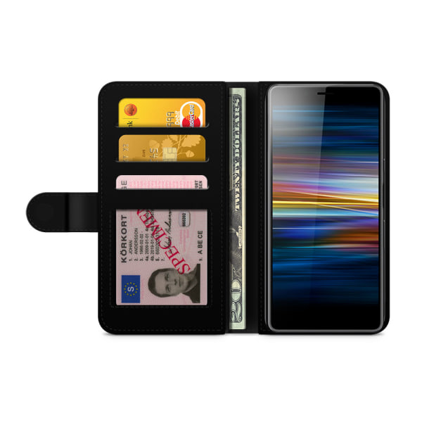 Bjornberry Plånboksfodral Sony Xperia L3 - Emilie