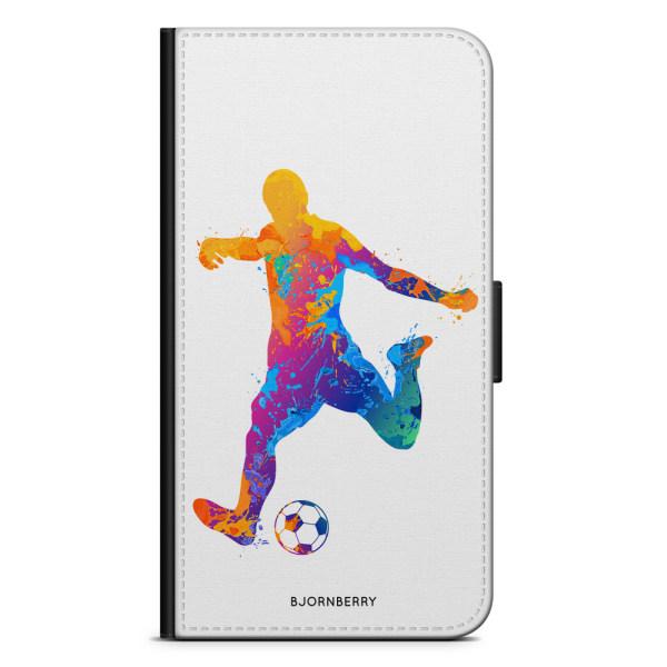 Bjornberry Plånboksfodral Sony Xperia L3 - Fotball