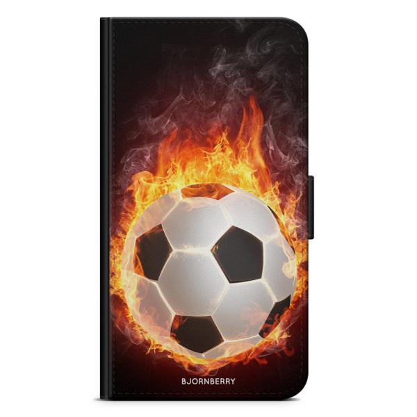 Bjornberry Plånboksfodral Sony Xperia L3 - Fotboll