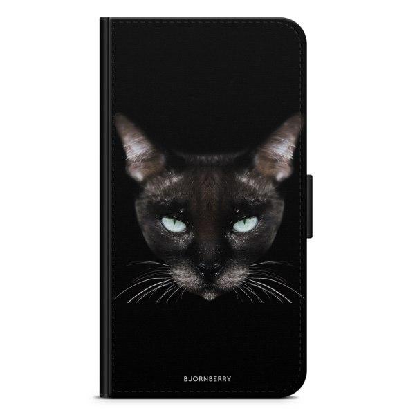 Bjornberry Plånboksfodral Sony Xperia L3 - Siamesiskt Katt