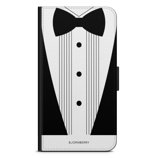 Bjornberry Plånboksfodral Sony Xperia L3 - Smoking