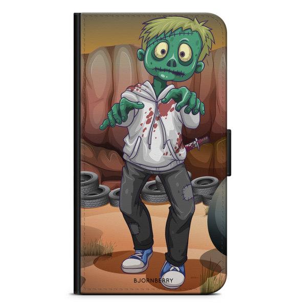 Bjornberry Plånboksfodral Sony Xperia L3 - Zombie