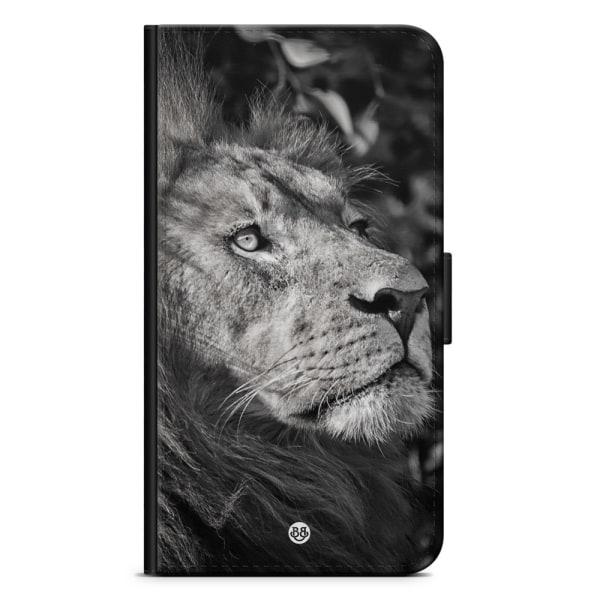 Bjornberry Plånboksfodral Sony Xperia L4 - Lejon