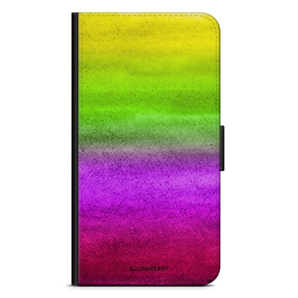 Bjornberry Plånboksfodral Sony Xperia XA - Vattenfärg