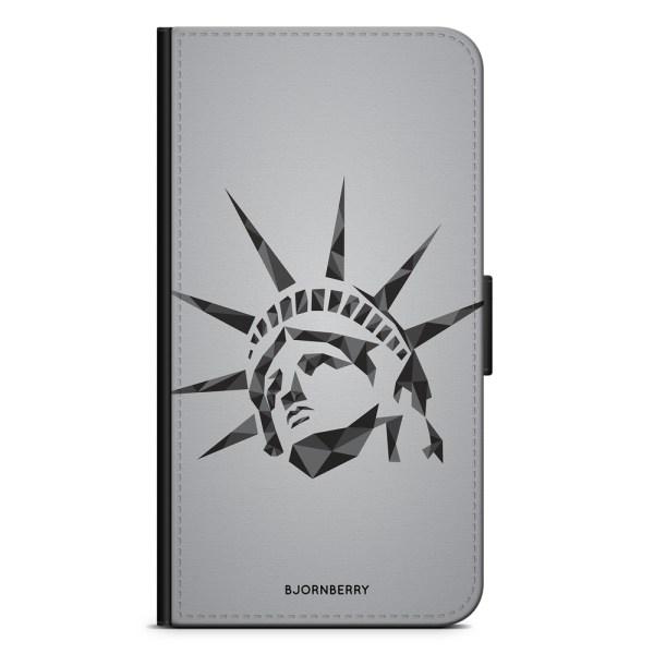 Bjornberry Plånboksfodral Sony Xperia XA1 - New York