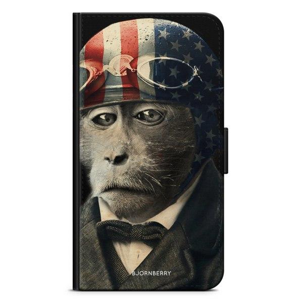Bjornberry Plånboksfodral Sony Xperia XA2 - Apa