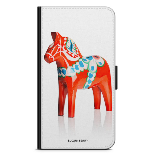 Bjornberry Plånboksfodral Sony Xperia XA2 - Dalahäst