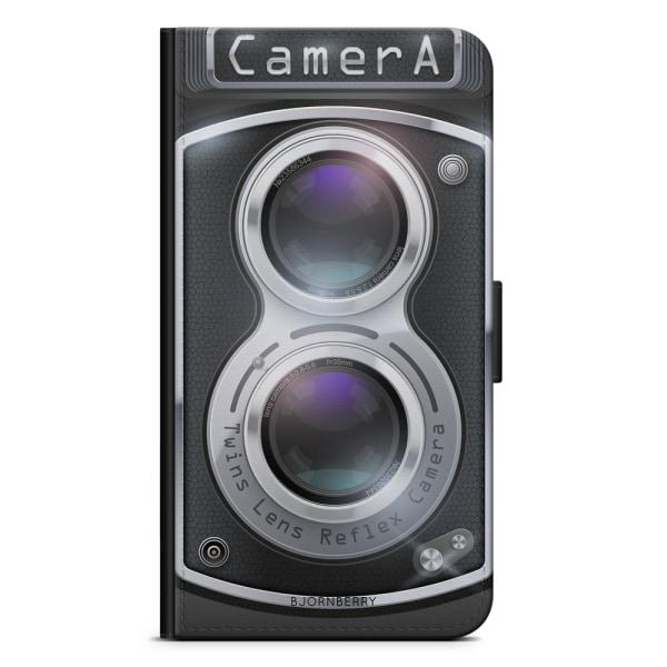 Bjornberry Plånboksfodral Sony Xperia XA2 - Kamera