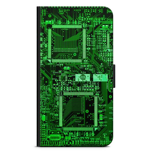 Bjornberry Plånboksfodral Sony Xperia XA2 - Motherboard