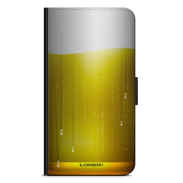 Bjornberry Plånboksfodral Sony Xperia XA2 - Öl