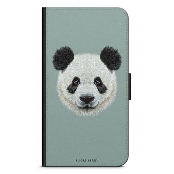 Bjornberry Plånboksfodral Sony Xperia XA2 - Panda