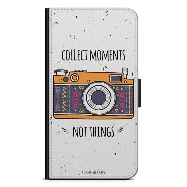 Bjornberry Plånboksfodral Sony Xperia XZ3 - Collect Moments