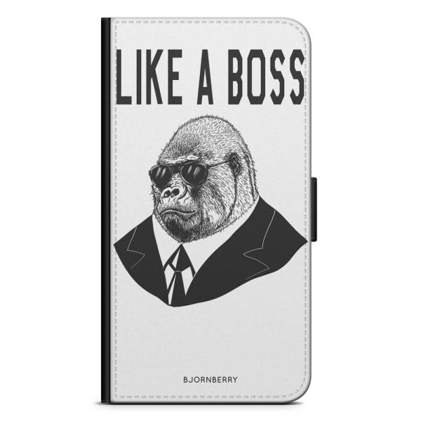 Bjornberry Plånboksfodral Sony Xperia XZ3 - Like a boss