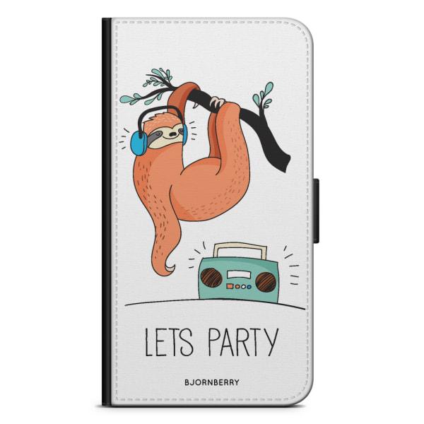 Bjornberry Plånboksfodral Sony Xperia Z3+ - LET'S PARTY