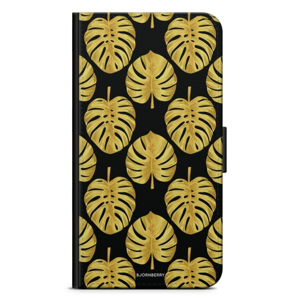 Bjornberry Samsung Galaxy S10 Lite (2020) - Guld Monstera