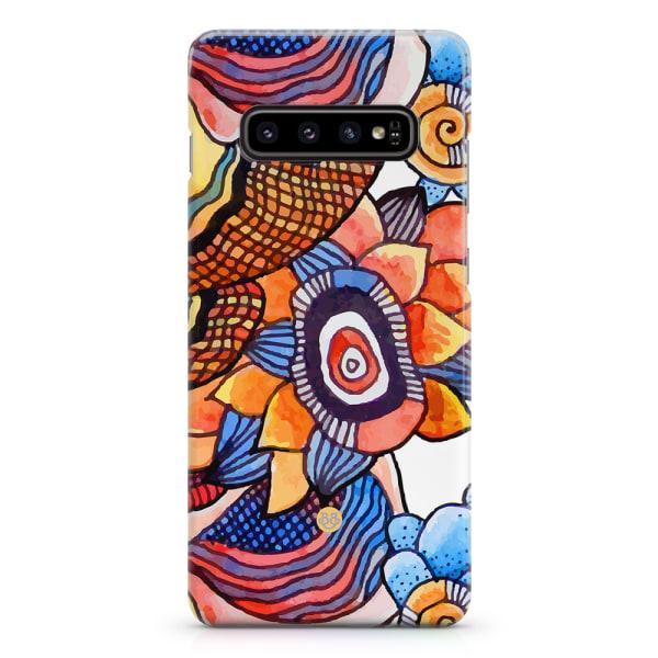 Bjornberry Samsung Galaxy S10 Plus Skal - Artsy