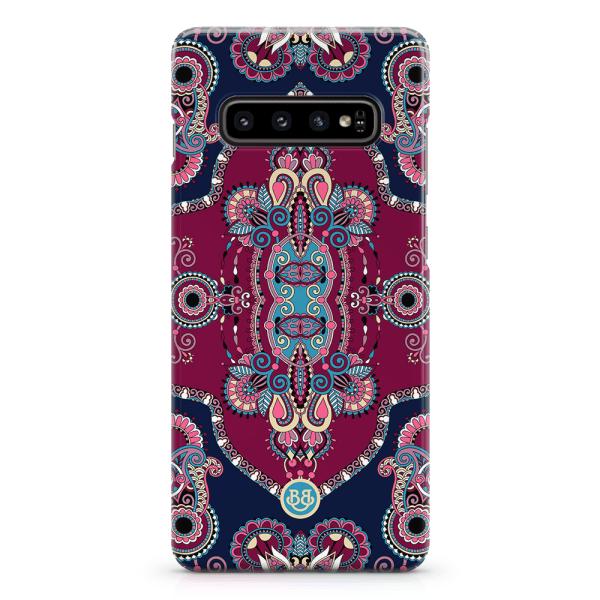Bjornberry Samsung Galaxy S10 Plus Skal - Kelim