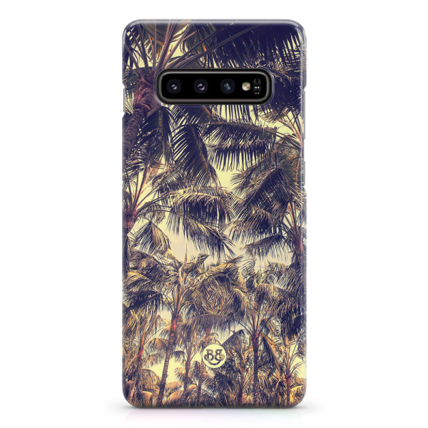 Bjornberry Samsung Galaxy S10 Plus Skal - Palm Heaven