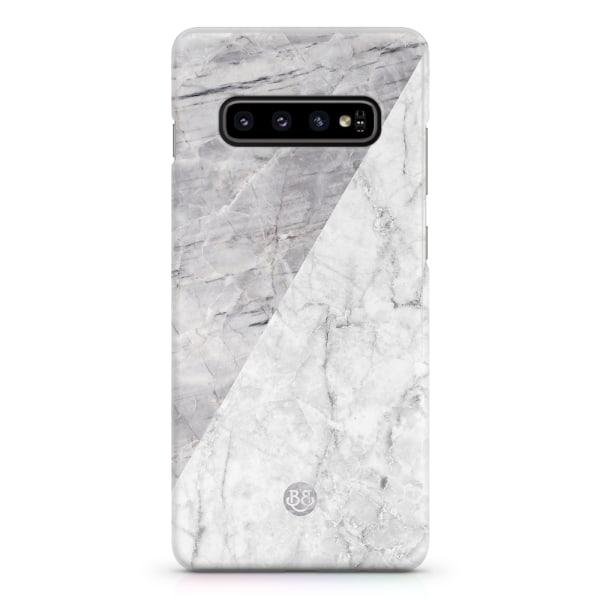 Bjornberry Samsung Galaxy S10 Premiumskal - Half Marble