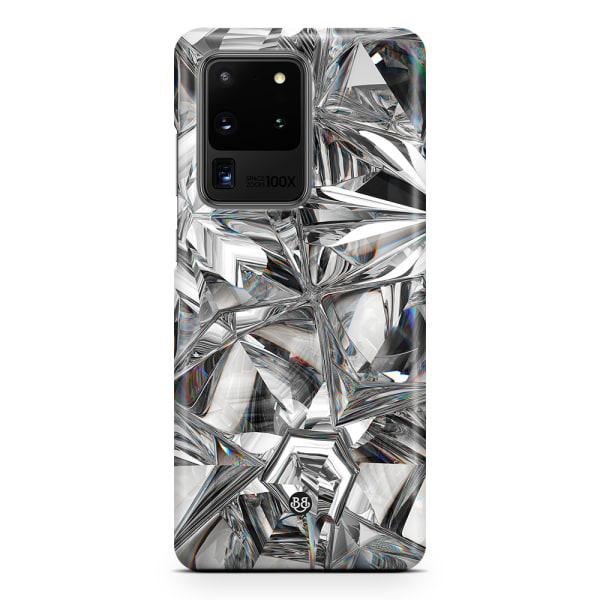 Bjornberry Samsung Galaxy S20 Ultra Premium Grey Crystal