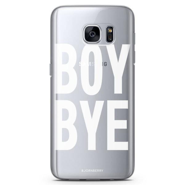 Bjornberry Samsung Galaxy S6 TPU Skal - BOY BYE