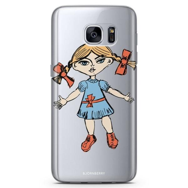 Bjornberry Samsung Galaxy S6 TPU Skal - Docka