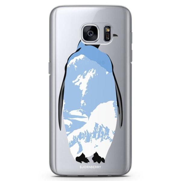Bjornberry Samsung Galaxy S6 TPU Skal - Pingvin