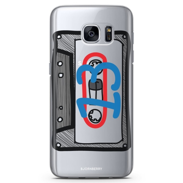 Bjornberry Samsung Galaxy S7 Edge TPU Skal -13 Reasons