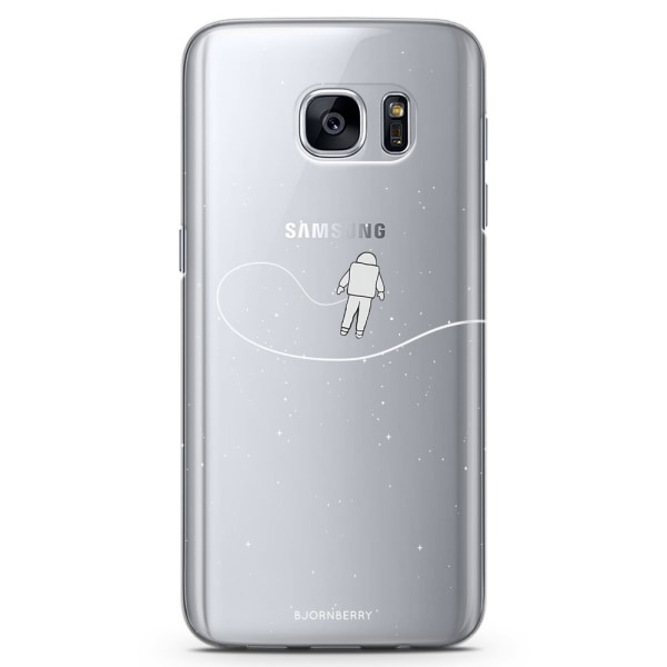 Bjornberry Samsung Galaxy S7 Edge TPU Skal -Gravity