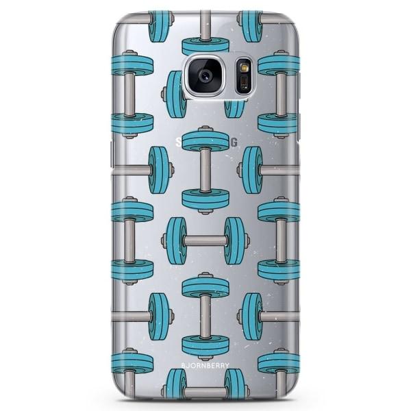 Bjornberry Samsung Galaxy S7 TPU Skal - Hantlar