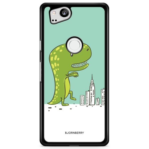 Bjornberry Skal Google Pixel 2 - Dinosaurie