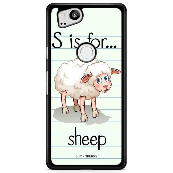 Bjornberry Skal Google Pixel 2 - S is for Sheep