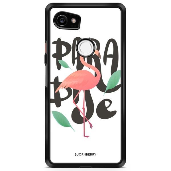 Bjornberry Skal Google Pixel 2 XL - Paradise Flamingo