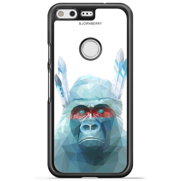 Bjornberry Skal Google Pixel - Färgglad Gorilla