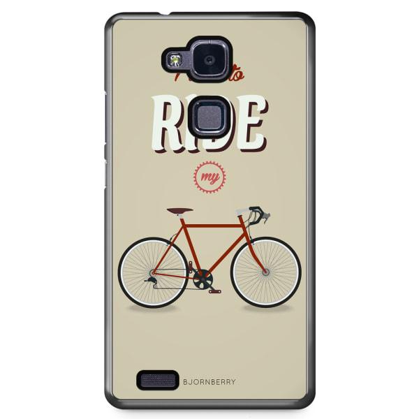 Bjornberry Skal Huawei Honor 5X - Ride My Bicycle