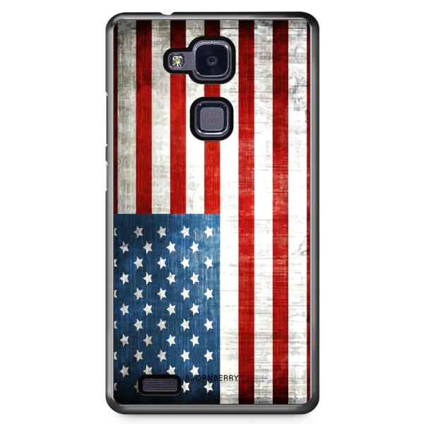 Bjornberry Skal Huawei Honor 5X - USA Flagga