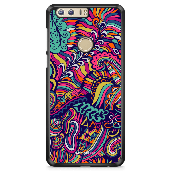 Bjornberry Skal Huawei Honor 8 - Abstract Floral