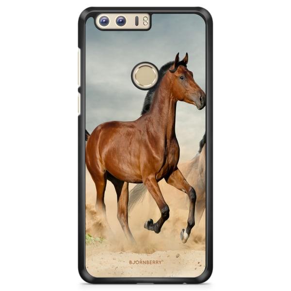 Bjornberry Skal Huawei Honor 8 - Häst Stegrar