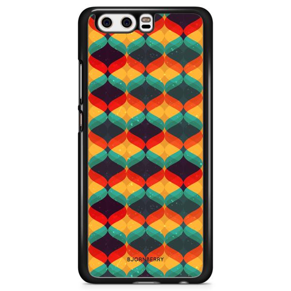 Bjornberry Skal Huawei Honor 9 - Abstrakt Mönster