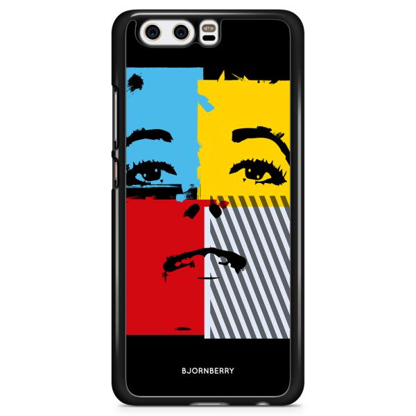 Bjornberry Skal Huawei Honor 9 - Pop-konst