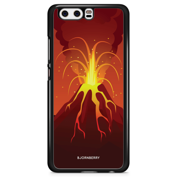 Bjornberry Skal Huawei Honor 9 - Teknad Vulkan