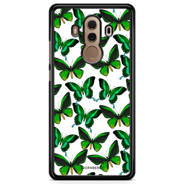 Bjornberry Skal Huawei Mate 10 Pro - Fjärilar