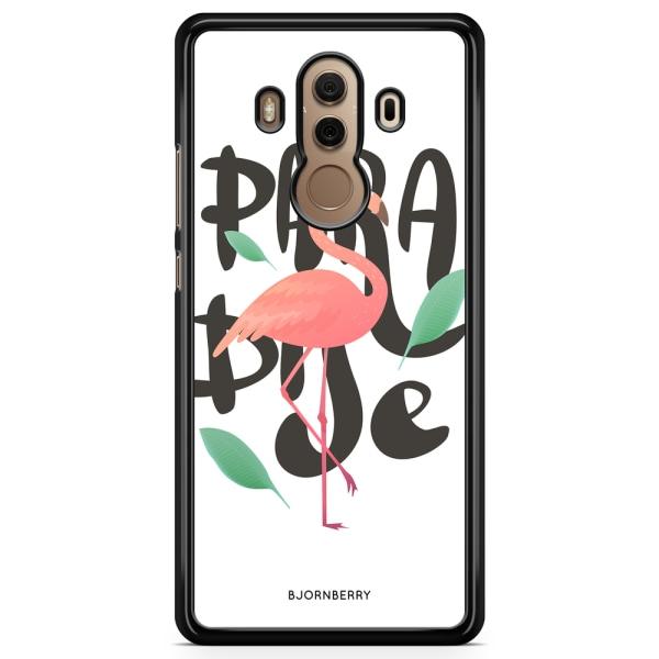 Bjornberry Skal Huawei Mate 10 Pro - Paradise Flamingo